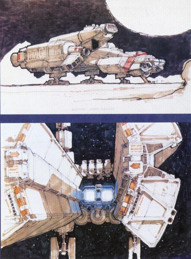 lander details