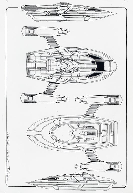 Yacht scale sheet