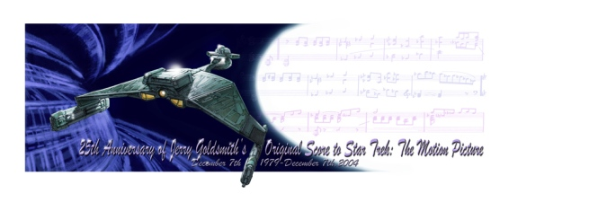 cachet art for the 25th of Goldsmith's STMP score