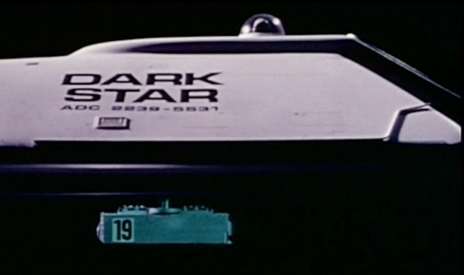 close up of the DS. from Dark Star