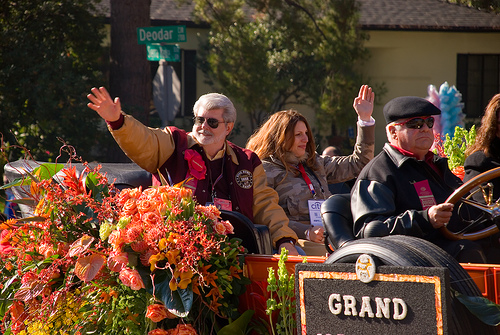 Grand Marshal George Lucas