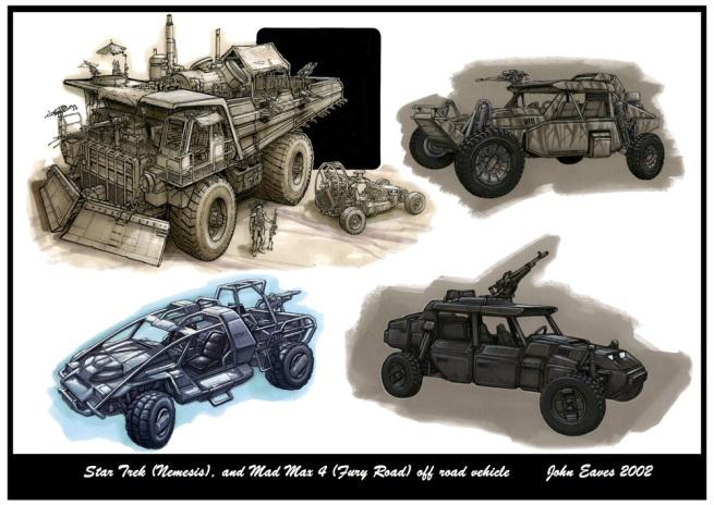 trek rigs inspired by Max