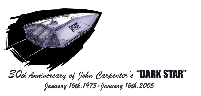 cachet art for Dark Star's 30th