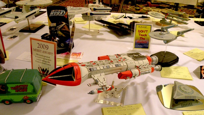 the Hawk from Space 1999
