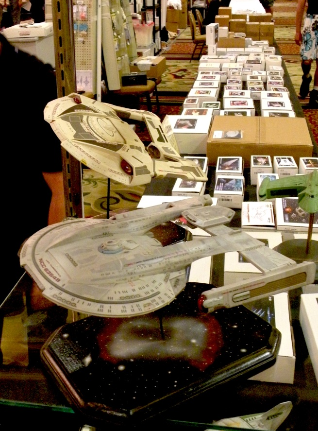 awesome model kits from Yeager's First Contact armada