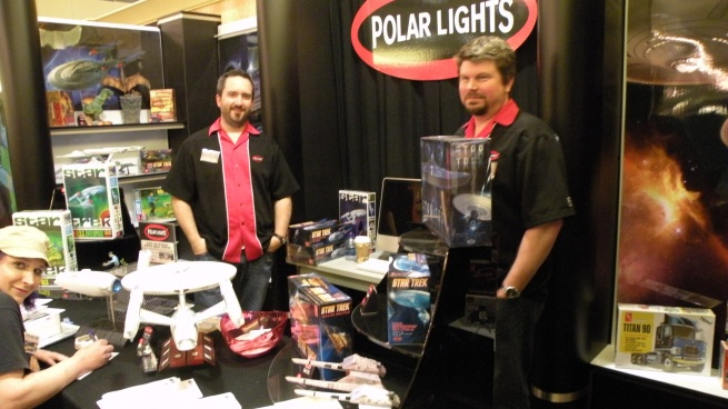 polar Lights is back in action and rereleasing some of their classics plus have some awesome new stuff coming for the next show