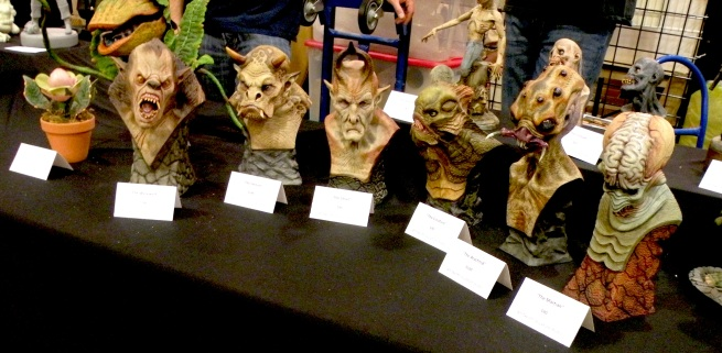 some beautiful busts kits from the dealer room