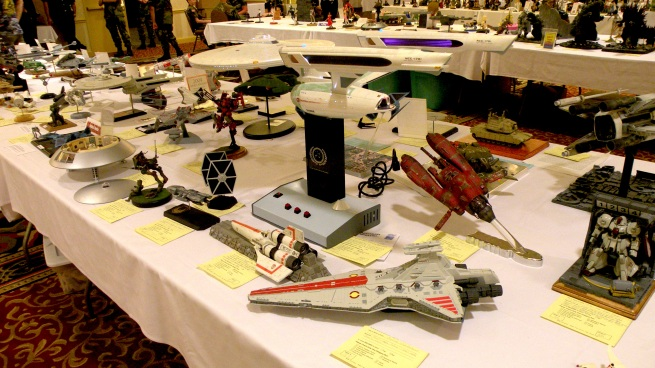 here are some of the entries from the SCI-FI/Mecha table