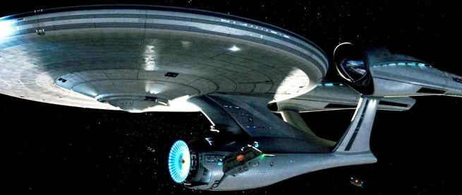 these are the voyages of the starship Enterprise