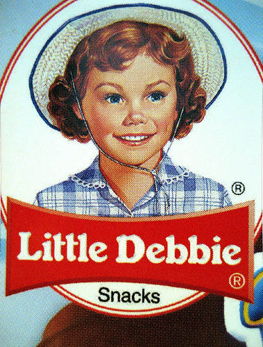 Little debbie looks an awfully lot like my wife Tara, and their both farm girls!! HAAA!
