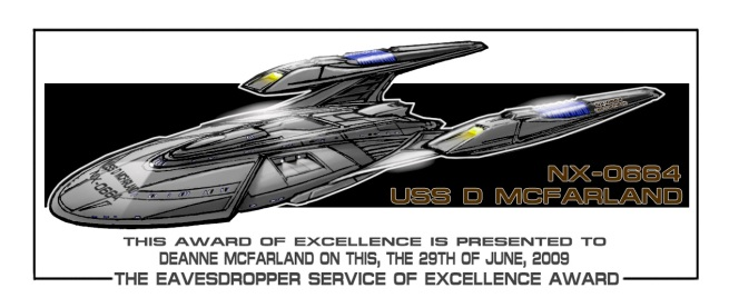 d's Starship