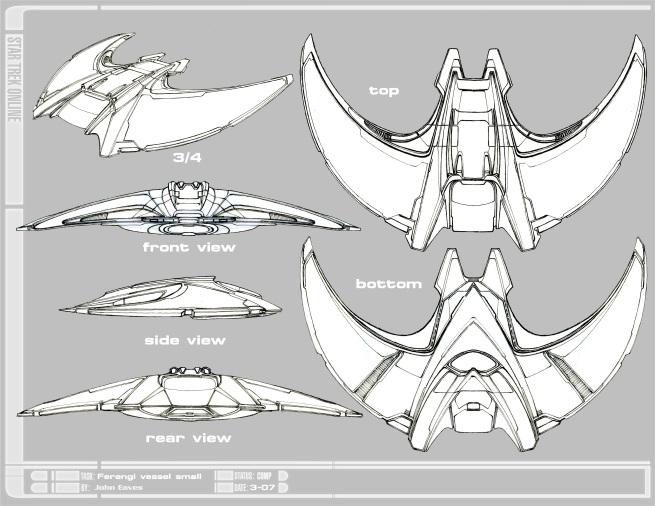 a boomerang ship!