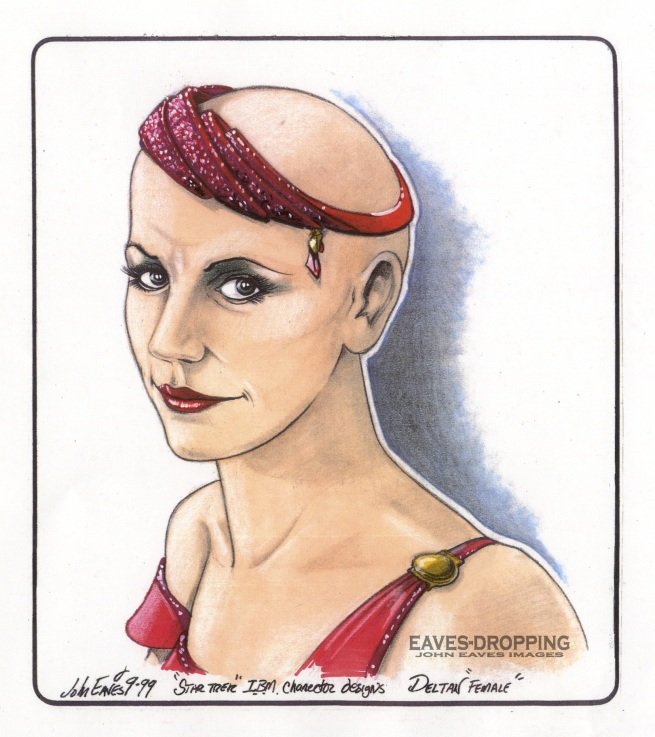 she's a babe even without hair!!!