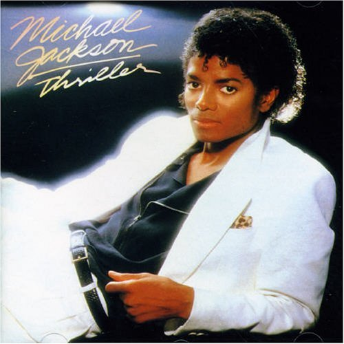 the incredible Thriller, Michael J.