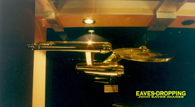 The elegant TOS Enterprise!!
