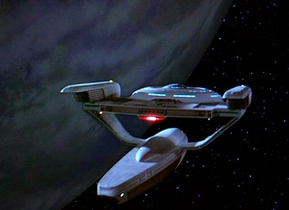 One of my all time favorite Trek ships