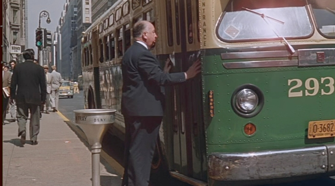 Hitch's Cameo