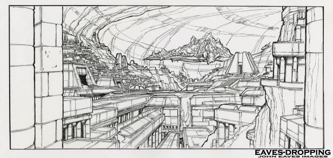 Temple concept #2,,, Make it grander!!!!