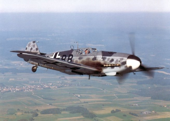 the bf-109