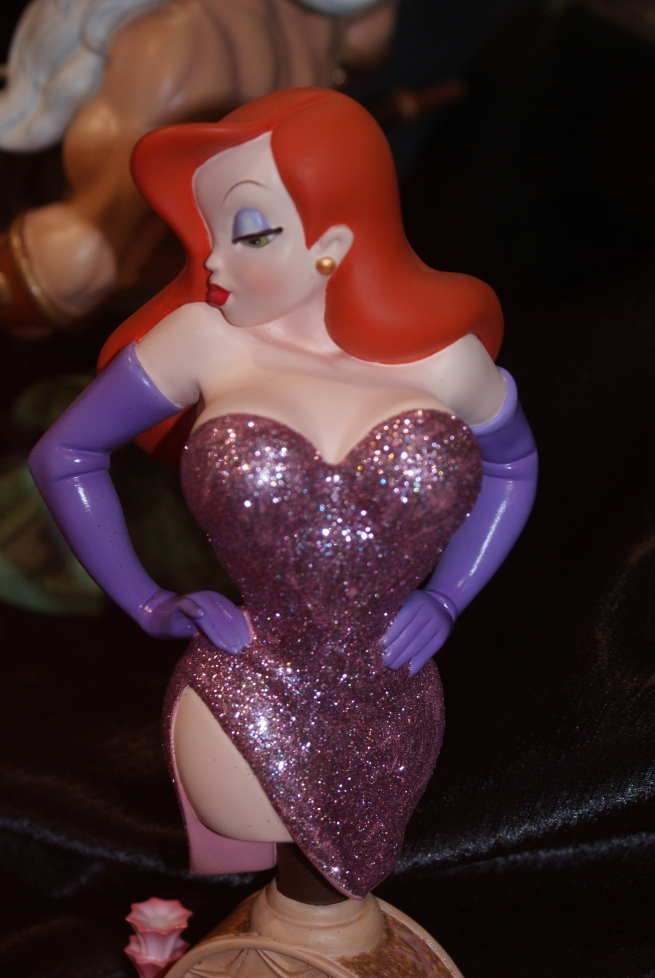 a great little Jessica Rabbit