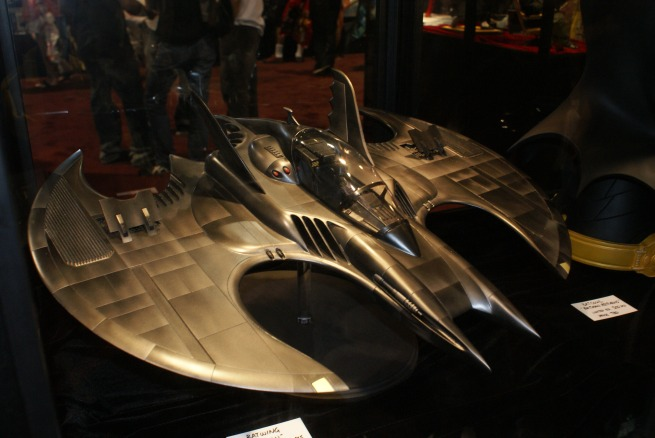 another view of the batwing