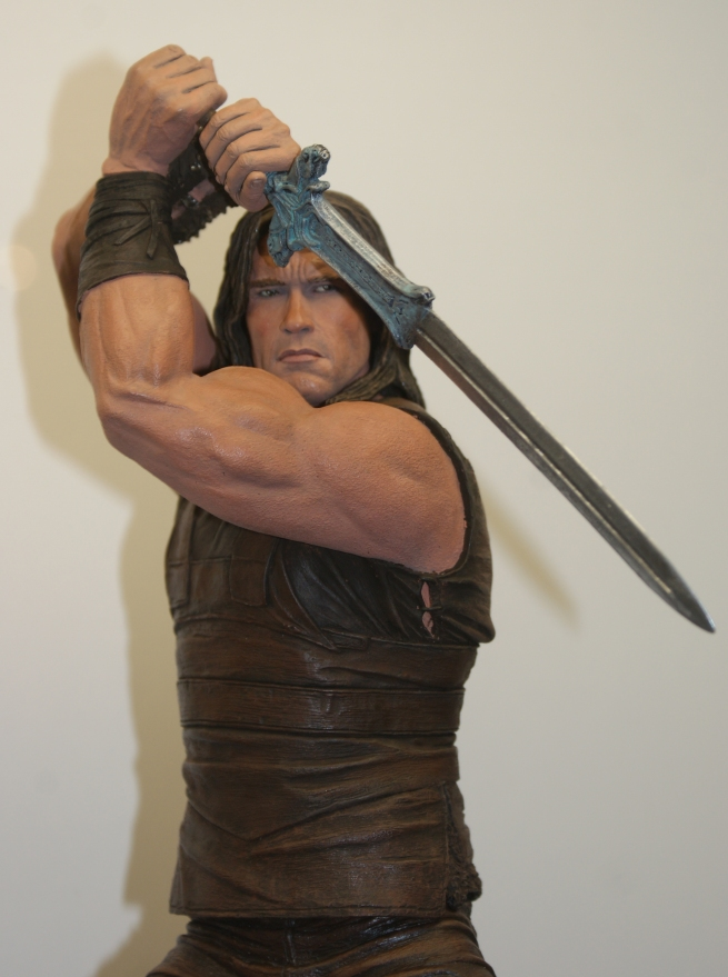 another fine Conan sculpt