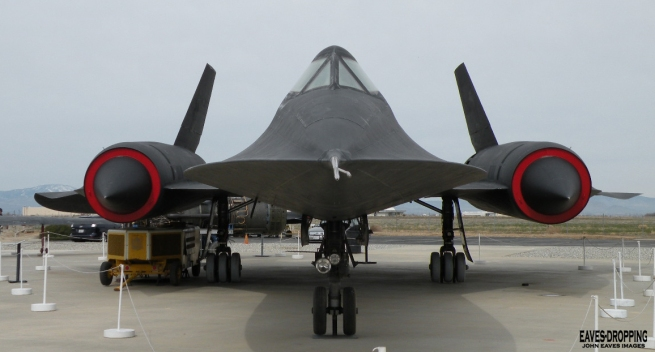 the Blackbird over at Blackbird park in Palmdale