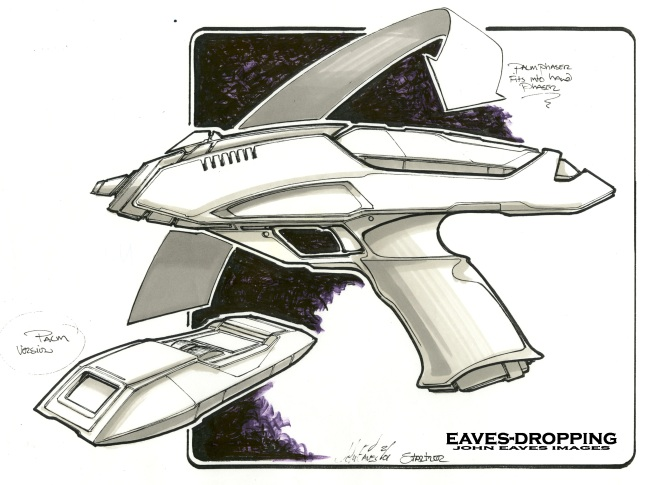 two part phaser idea
