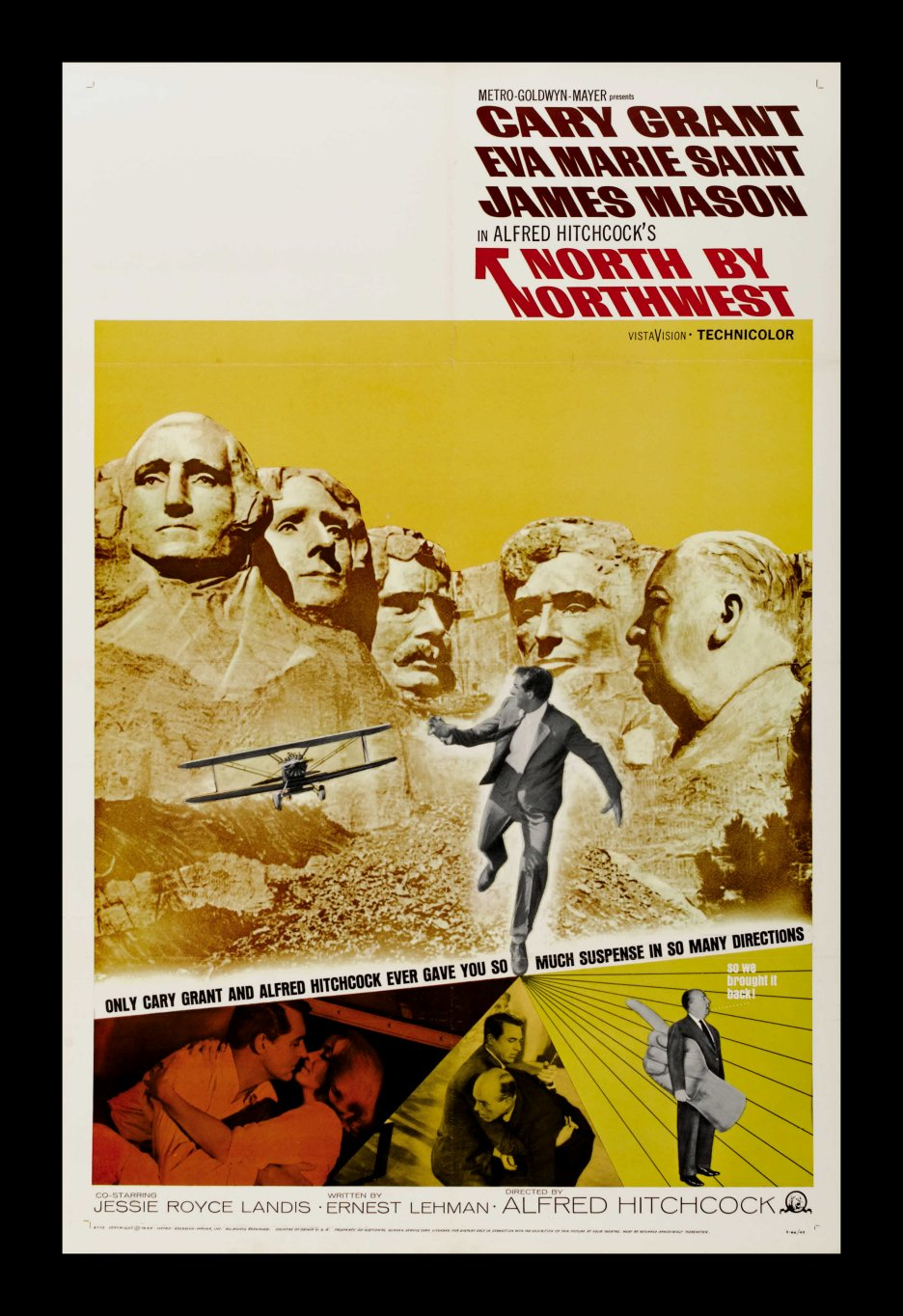 And it s always a buzz when a  North By Northwest Minimalist Poster