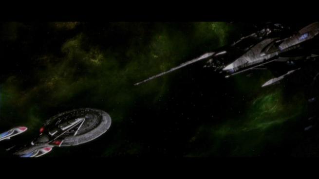 Reman warbird Scimitar, Star Trek Nemesis (28)