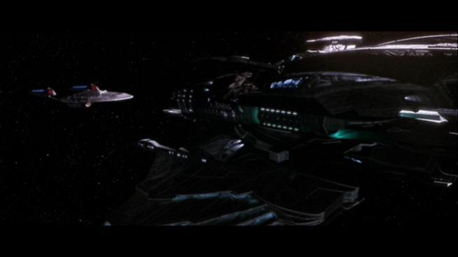 Reman warbird Scimitar, Star Trek Nemesis (5)
