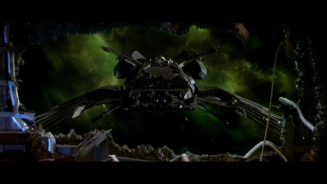 Reman warbird Scimitar, Star Trek Nemesis (58)