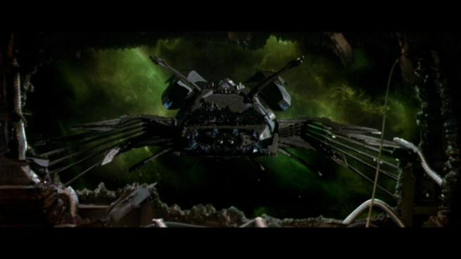 Reman warbird Scimitar, Star Trek Nemesis (61)