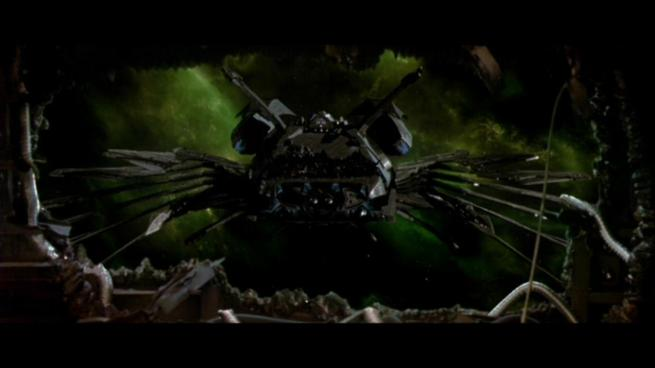 Reman warbird Scimitar, Star Trek Nemesis (62)