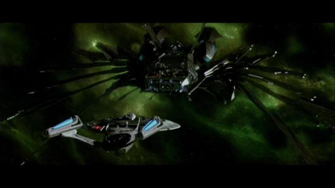 Reman warbird Scimitar, Star Trek Nemesis (64)