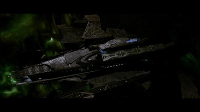 Reman warbird Scimitar, Star Trek Nemesis (80)