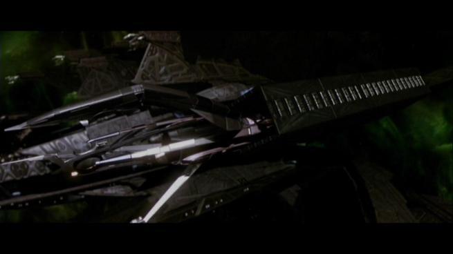 Reman warbird Scimitar, Star Trek Nemesis (86)