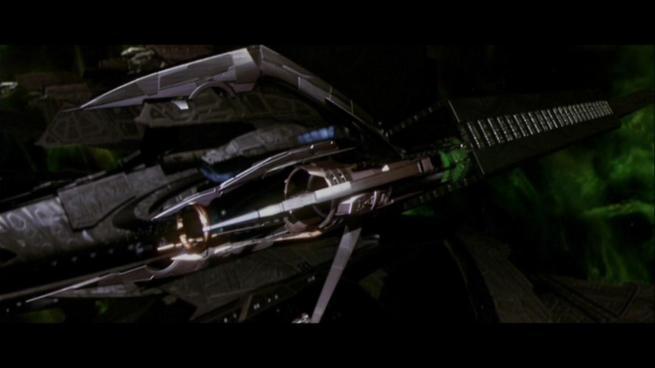 Reman warbird Scimitar, Star Trek Nemesis (88)