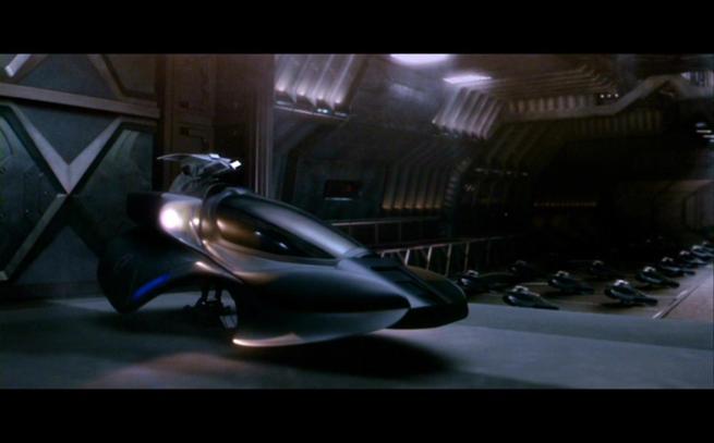 Scimitar shuttlebay, Star Trek Nemesis (3)