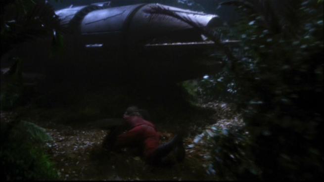 Xindi Arboreal shuttle, Extinction (1)