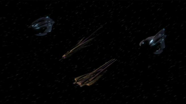 Xindi Insectoid ship, Azati Prime (1)