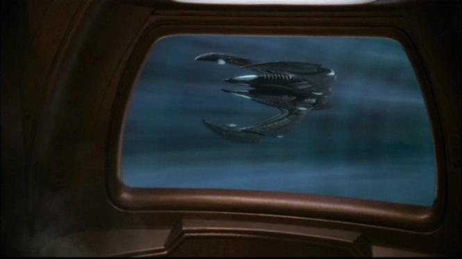 Xindi Insectoid ship, Countdown (10)