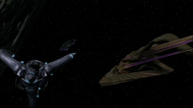 Xindi Insectoid ship, Twilight (1)