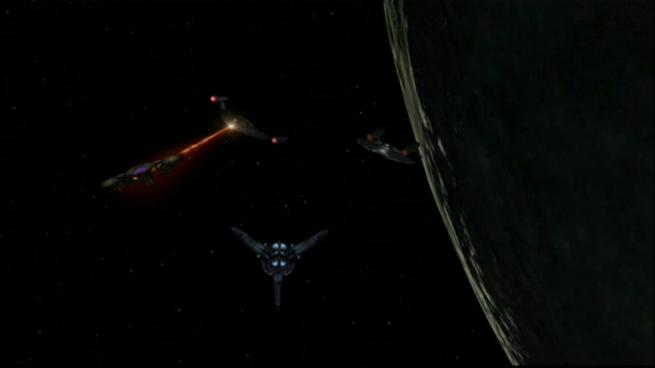 Xindi Insectoid ship, Twilight (3)