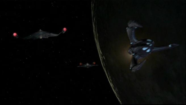Xindi Insectoid ship, Twilight (5)