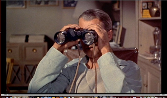 suspicions on the rise a pair of field binoculars get you in a little closer.