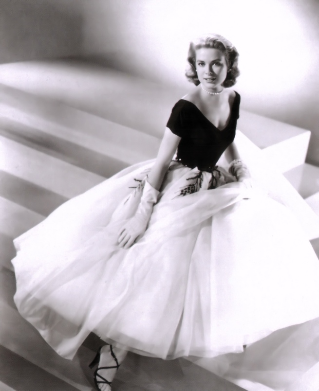 Still of Grace Kelly