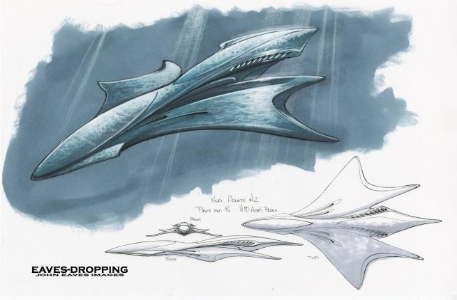baby flipper/manta ray version