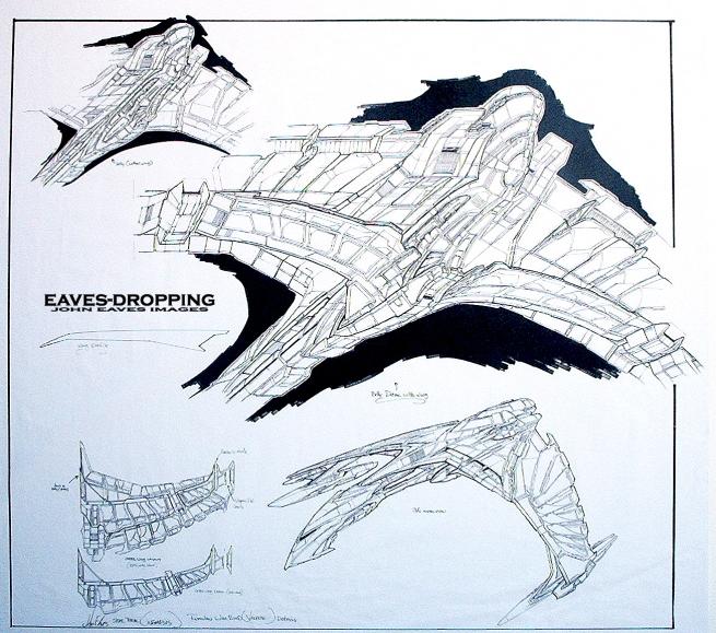 bi wing detail