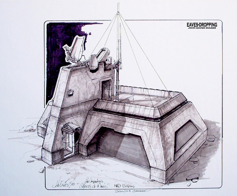 "marco slangen shares after +1: art of john carpenter's ""ghosts of"